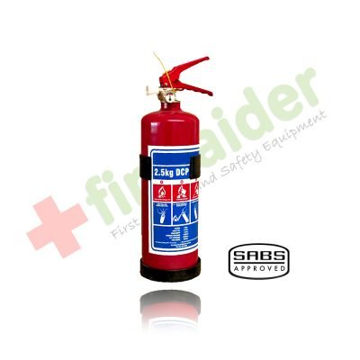 2.5kg DCP Fire Extinguisher