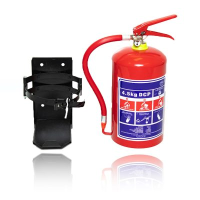 4.5 Kg Fire Extinguisher Combo