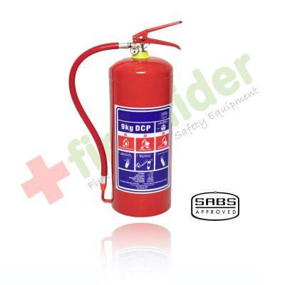 9kg DCP Fire Extinguisher