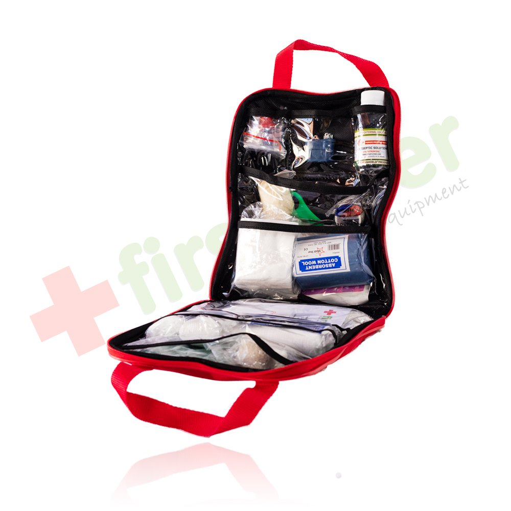 Car First Aid Kit >> Motor Vehicle First Aid Kit Basic By Firstaider