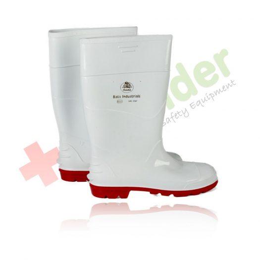 Gum Boot White