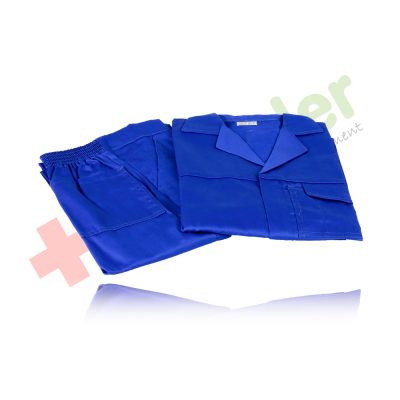 Blue Overalls
