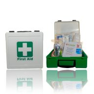 Regulation 3 First Aid Kit (5-50 Persons) in Plastic Box