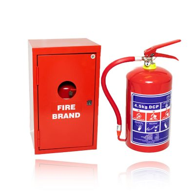 4.5kg DCP Fire Extinguisher Cabinet Combo