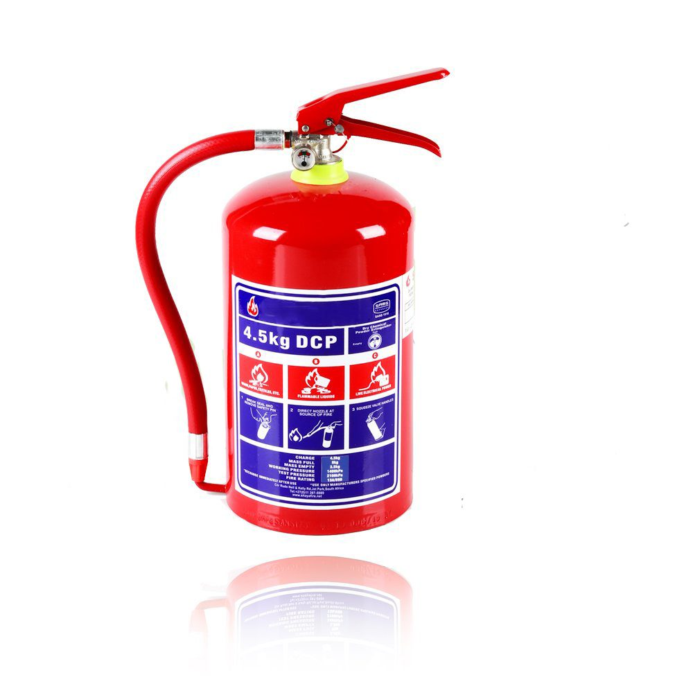 4.5kg DCP Fire Extinguisher