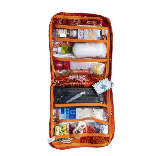 Beach First Aid Kit (Retro)