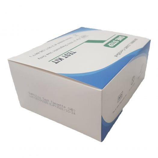 Syphilis Test Kit by Clinihealth