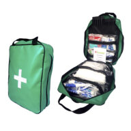 Regulation 7 First Aid Kit in Heavy Duty PVC Bag (5-50 Persons) by Firstaider